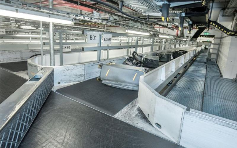 LOGO InfraConsult - Modernization and Expansion of Baggage Conveyor System
